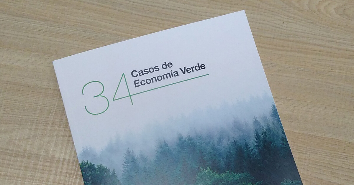 ZERØ, among the 34 Green Economy cases of GECV